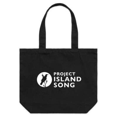 The Project Island Song Tote Bag Thumbnail
