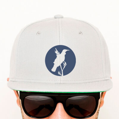 The Tui Logo Cap - White Thumbnail